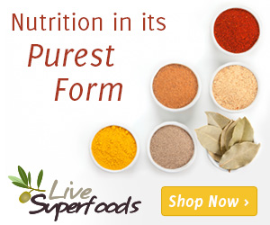 Live Superfoods - Offering Nutrition in its Purest Form