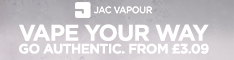 JAC Vapour Electronic Cigarettes and picNIC DIY E-Liquid