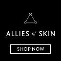 Allies of Skin - Shop Now Button!