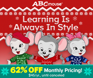 Get 1 Year of ABCmouse for $45!