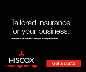 One of our most valuable partners is Hiscox Small Business Insurance.