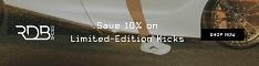 Save 10% on Limited-Edition Kicks