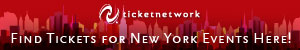 Find New York City Event Tickets