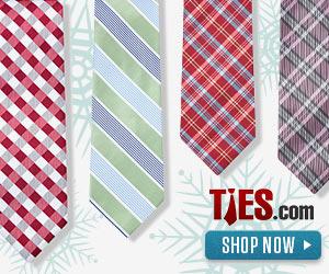 Wonderful holiday gifts at Ties.com