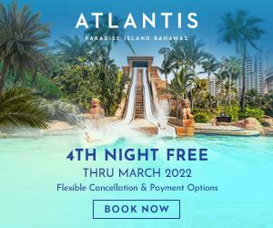 Atlantis Coupon Code