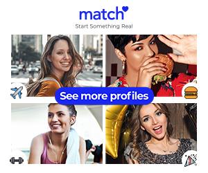 Match - Meet New Singles Near You