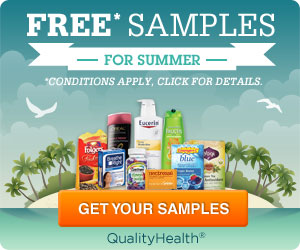 FREE Samples from Quality Heal...