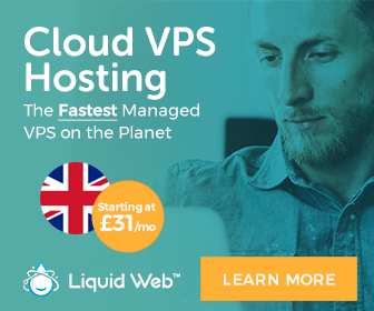 LiquidWeb Fully Managed Quality Hosting 4