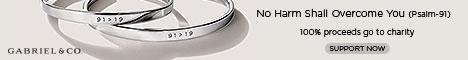 Coronavirus Covid-19 Silver Bracelet Fine Jewelry