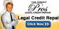 Legal credit repair
