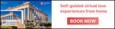 self-guided virtual tour experience in Greece