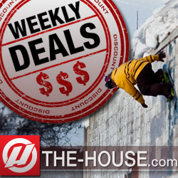 The House Weekly Deals Promo