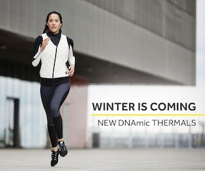 SKINS Thermal Running Compression Kit