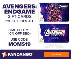 300x250 Avengers: Endgame Gift Cards