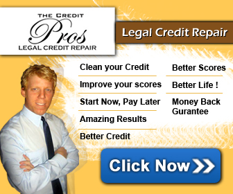 Credit repair done right!