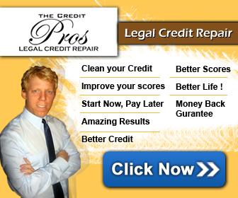 Credit repair done right!