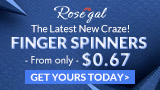 Finger Spinners & Home: From only $0.67 save more with coupon + FREE SHIPPING