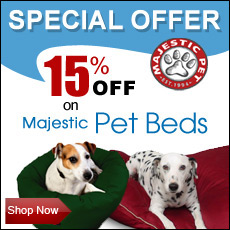 Pamper your loved pets with Majestic Pet products