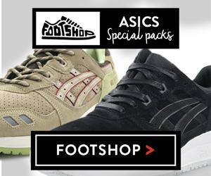 Footshop ES: Asics Special Pacs