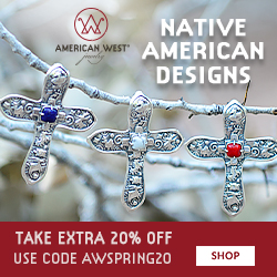 Image for American West Jewelry - Native American Designers