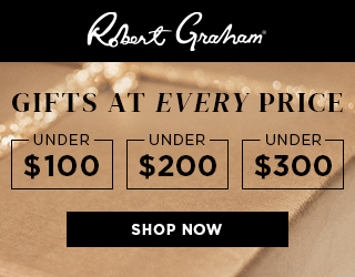 Gifts at Every Price! Shop Holiday Gifts Under $100, $200, or $300 at Robert Graham