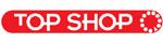 Logo obchodu Top Shop v České republice