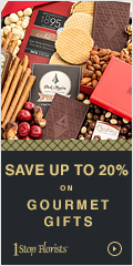 Save Up To 20% on Gourmet Gifts