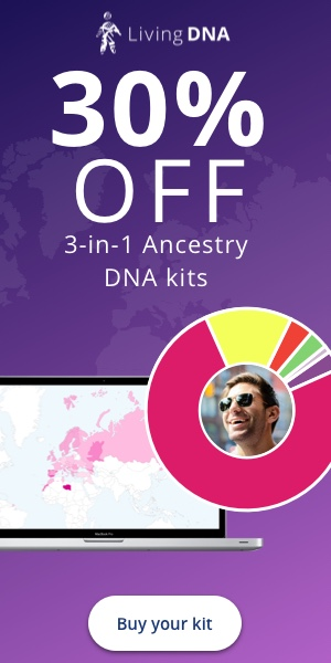 Start Your Living DNA Adventure Today