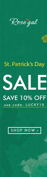 St. Patrick's Day: Up to 59% OFF + Save Extra 10% OFF Use Code: LUCKY10