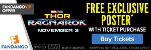 FREE 'Thor: Ragnarok' exclusive poster