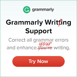 Grammerly Writing Support on LitPick Book Reviews