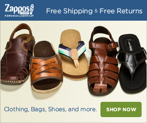 men's sandals at zappos
