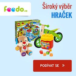 Feedo.cz: Široký výběr hraček