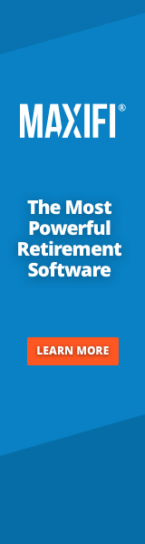 MaxiFi - The Most Powerful Retirement Software. Learn More!