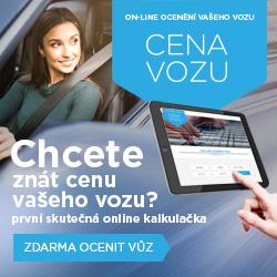 Odhad ceny vozu zdarma - AUTO ESA