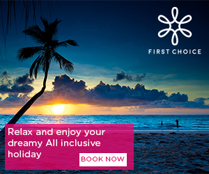 First Choice Holidays 2015 All inclusive holidays