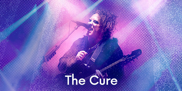 The Cure Tickets