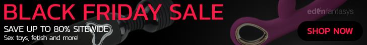 Black Friday Sex Toys Sale