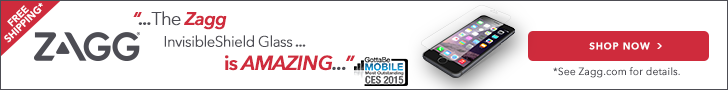 See why ZAGG's InvisibleShield is the #1 screen protector for mobile phones & tablets