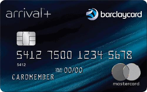 Barclaycard Arrival Plus® World Elite Mastercard®