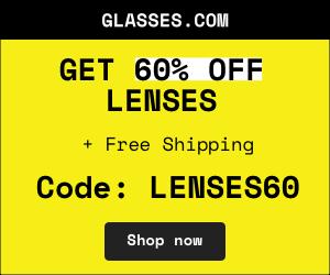 Glasses.com coupons