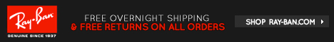 Ray-Ban - Free Shipping - Shop Online