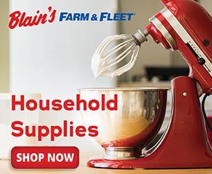 Blain's | Household Supplies