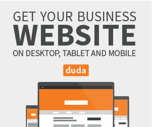 Build Your Business Website with DudaMobile