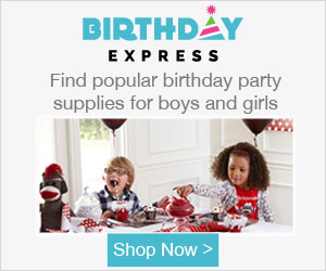 Kids Birthday Party Supplies at Birthday Express