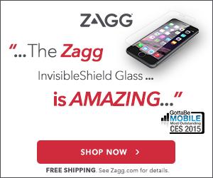 ZAGG's InvisibleShield is the #1 screen protector - Zagg.com