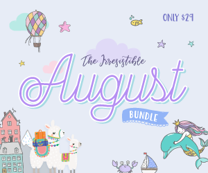 SALE!! 96% OFF The Irresistible August Bundle