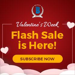 Valentine's Flash Sale 250*250