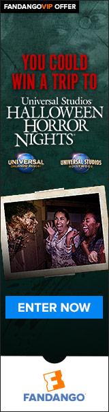 Fandango - Universal Studios Halloween Horror Nights sweepstakes