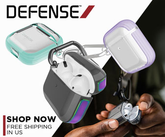 Image for Defense Brand AirPods Series 1 & 2 and Pro Ad Banner - 336x280